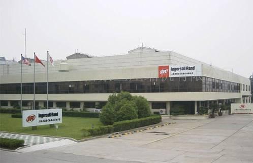 项目名称:上海英格索兰压缩机有限公司